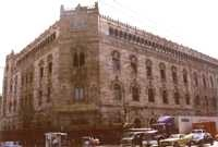 Edificio de Correos, Mexico City