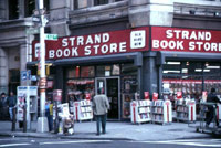 Strand Book Store, New York