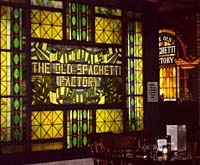 Old Spaghetti Factory (The), Winnipeg