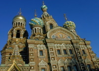 "Khram ""Spasa na Krovi"" (Saviour on Spilled Blood Cathedral and Museum), St. Petersburg"