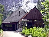 Nature Center at Happy Isles, Yosemite National Park