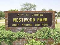 Westwood Park Golf Course, Norman