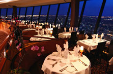 360 The Restaurant at the CN Tower, Toronto