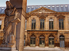 National Library of France, Paris