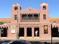 Institute of American Indian Arts Museum, Santa Fe
