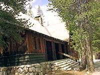Tuolumne Meadows Visitors Center, Yosemite National Park