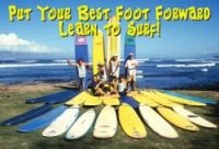 Goofy Foot Surf School, Lahaina