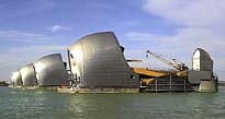 Thames Barrier Visitor Centre, London