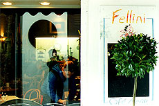 Fellini's Cafe, Cork