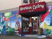 American Cyclery, San Francisco