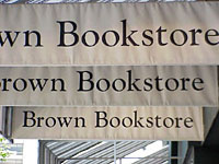 Brown University Bookstore, Providence