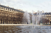Palais-Royal Garden, Paris