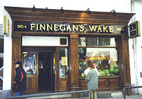 Finnegan's Wake, Hamburg