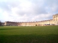 Royal Crescent (The), Bath