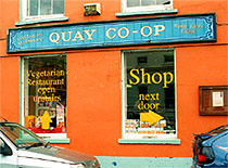 Quay Co-op Cafe (The), Cork
