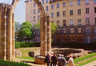 Archeological Garden, Lyon