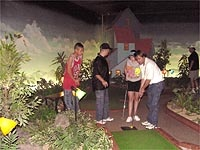 Indoor Mini Golf, Branson