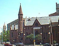 St Paul's Episcopal Cathedral, Buffalo