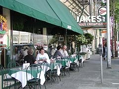 Jake's Famous Crawfish, Portland