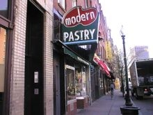Modern Pastry Shop, Boston