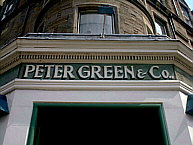 Peter Green & Co, Edinburgh