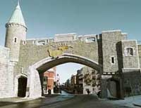 Fortifications of Quebec National Historic Site, Quebec City