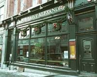Pub Saint-Alexandre, Quebec City
