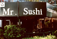 Mr. Sushi, Mexico City