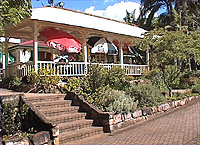 City Gardens Cafe, Brisbane