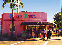 Sugar Bowl Ice Cream Parlor, Scottsdale