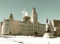Parliament Building ( Hôtel du Parlement), Quebec City
