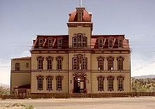 Fourth Ward School Museum, Virginia City