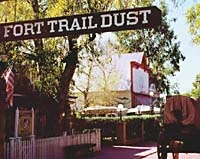 Trail Dust Town, Tucson