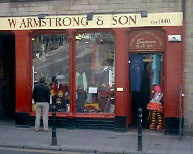 Armstrongs, Edinburgh