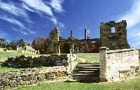 Port Arthur Historic Site, Port Arthur