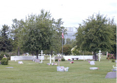 Anchorage Memorial Park Cemetery, Anchorage