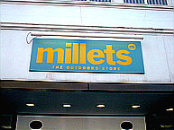 Millets, Edinburgh