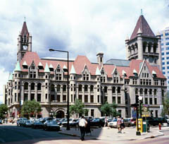 Landmark Center, St Paul