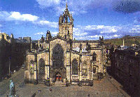 Saint Giles' Cathedral, Edinburgh