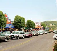 Downtown Branson Main Street Association, Branson