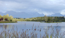 Westchester Lagoon Overlook, Anchorage
