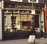 Jack Casimir, London