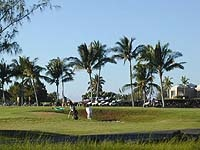 King's Golf Course, Waikoloa