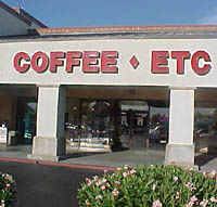 Coffee Etc., Tucson