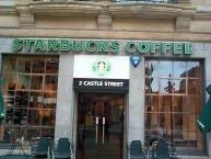 Starbucks, Liverpool