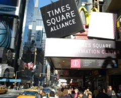 Times Square Visitors Center, New York