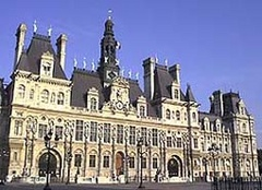 Town Hall, Paris