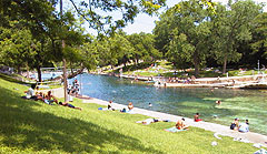 Barton Springs Pool, Austin