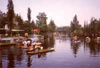 Xochimilco Ecological Park, Mexico City