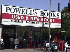 Powell's City of Books, Portland